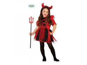 Costume Halloween-Diablesse Chic-Guirca